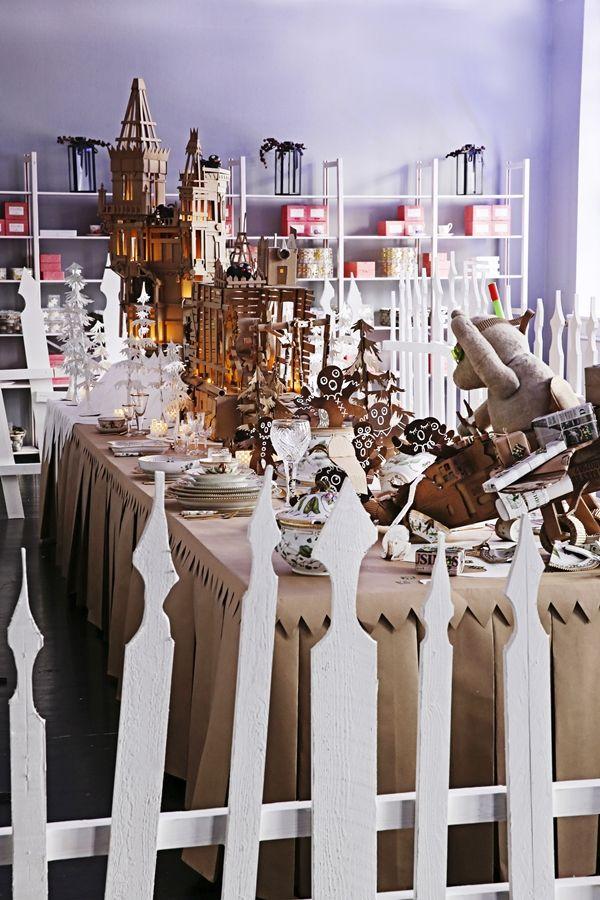 Christmas at Royal Copenhagen - The royal contrasts of Shane Brox