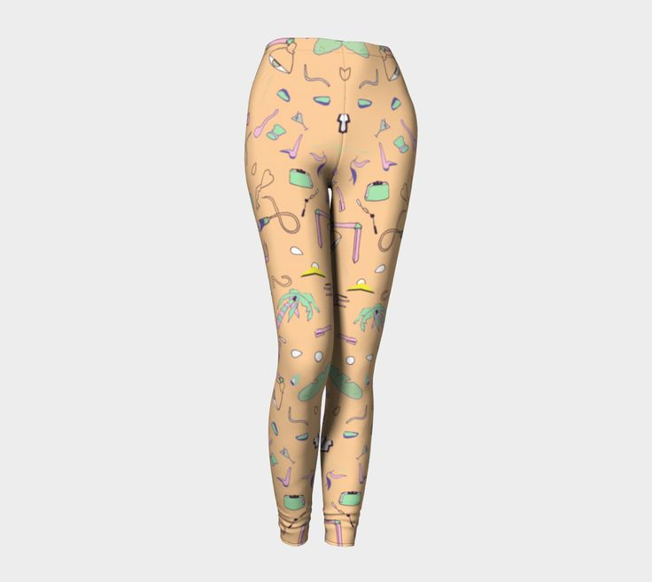 Cream Legging | Things by Monsieur Clown