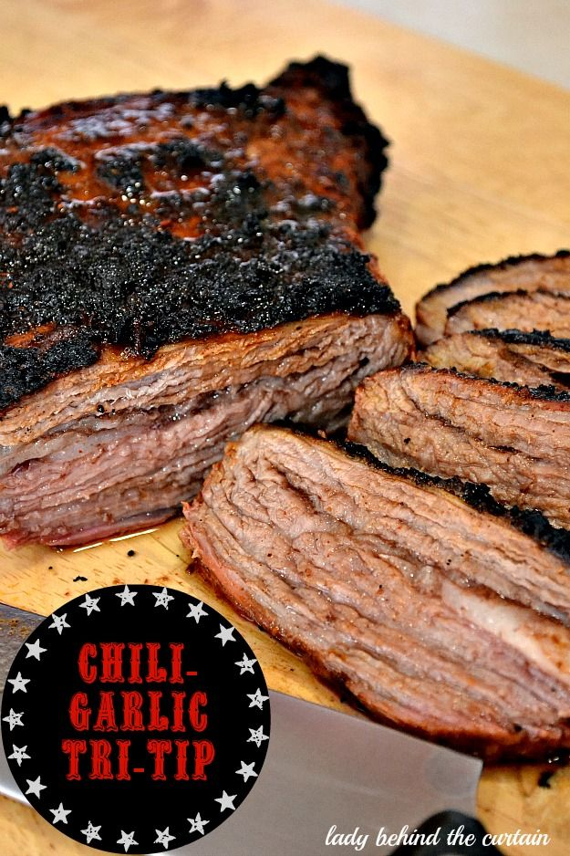 Light up the barbecue and treat your guests to this grilled chili-garlic tri-tip. Make this rub ahead of time, pack it up and take it on your next camping