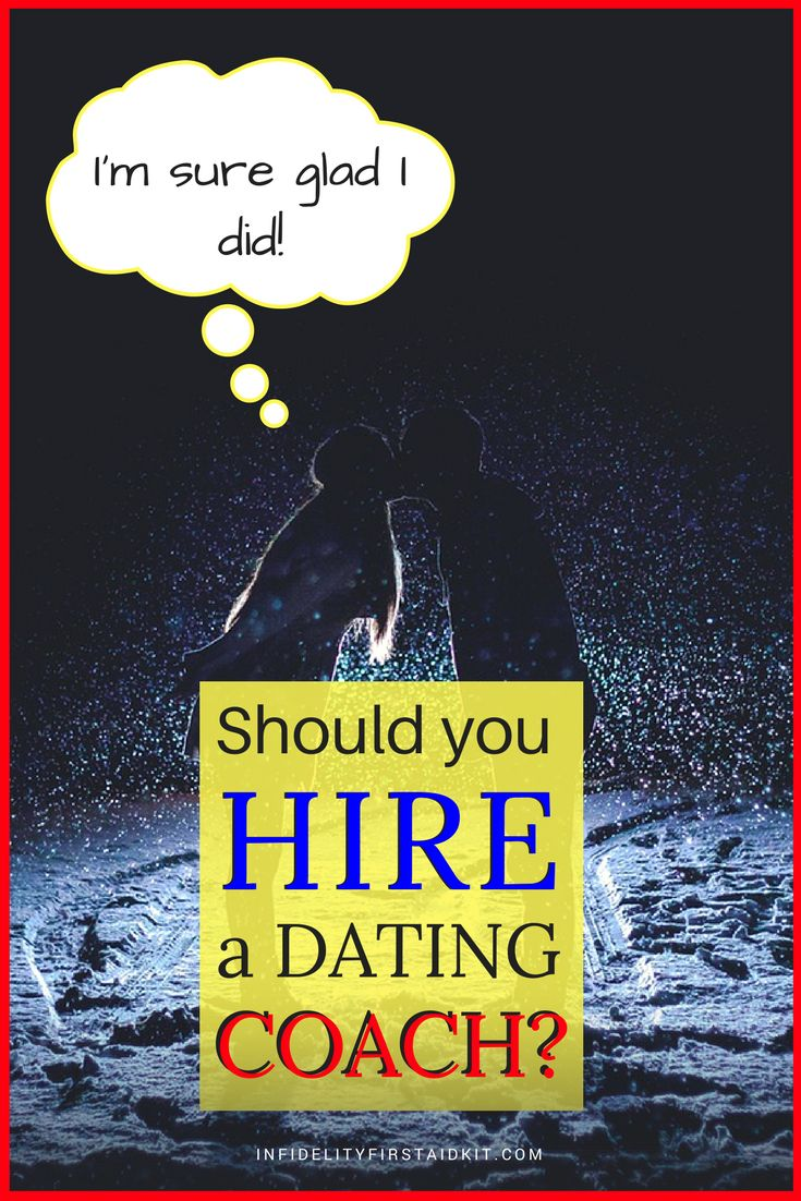 Should you hire a dating coach or just find your next boyfriend yourself? Tired of the single life? Can you afford to pay for professional dating advice? Don't hire anyone BEFORE reading this first https://www.infidelityfirstaidkit.com/hire-a-dating-coach/  #DatingCoachforWomen #DatingOver40 #FindBoyfriend