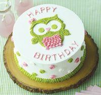 wilton course 1 cake images | ... Wilton Method Cake Decorating Buttercream Skills Kit set New Course 1
