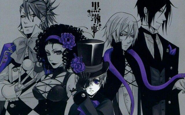 Michaels Dagger Beast Joker Black Butler P