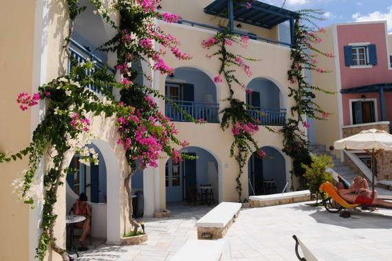 #Aegean View, #Santorin,#Griechenland /#Greece    © Easyvoyage