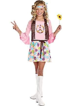 60s costume Hippie costume and Hippie Style on Pinterest