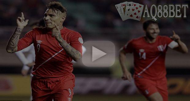 Agen Piala Eropa - Highlights Pertandingan Bolivia 1-3 Peru (Copa America) 26/06/2015