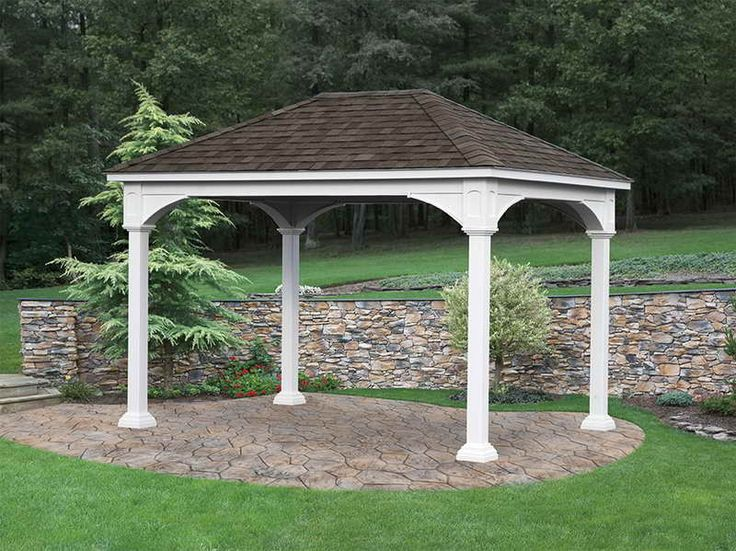 pool pavilion kits best way to get the perfect backyard pavilion