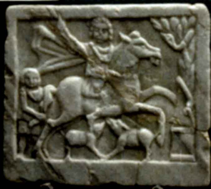 cavalerul trac si cavalerii danubieni