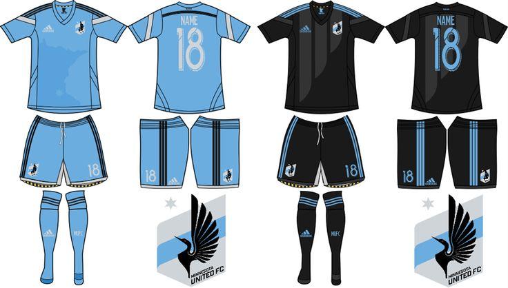 Minnesota united fc mls kits - Concepts - Chris Creamer's Sports ...