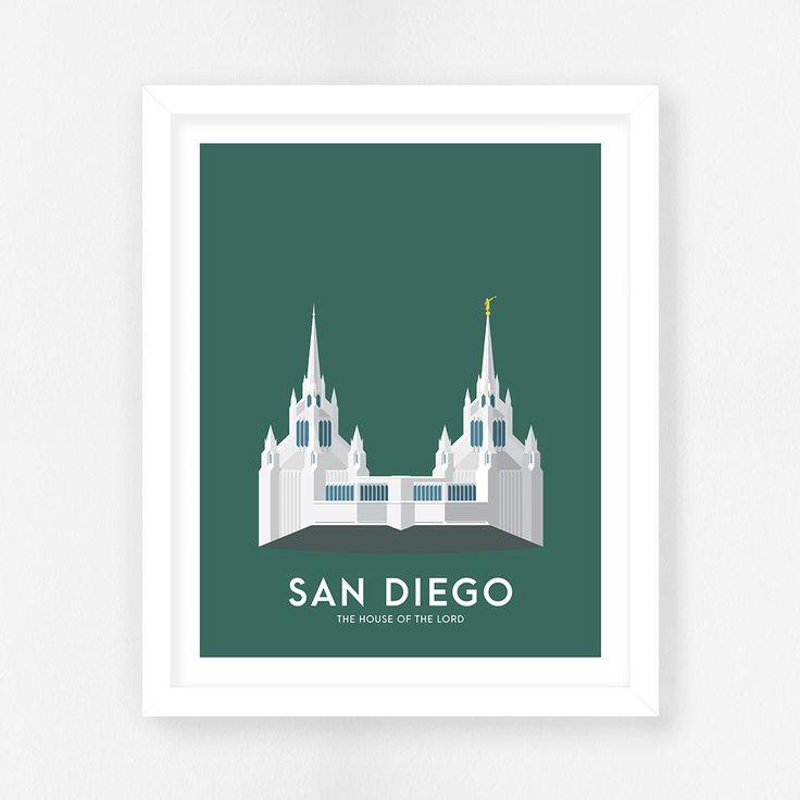 San Diego California Temple    San Diego Temple    LDS Temple