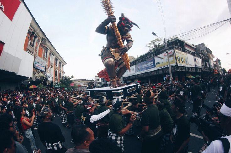Ogoh ogoh. #culture #bali #parade