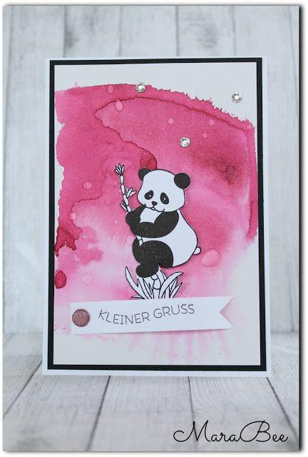 MaraBee´s Welt: Panda Love