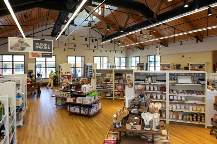 """Baker's store in Vermont 