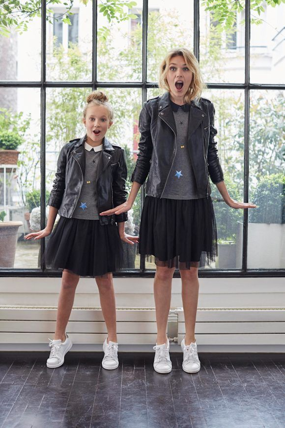 Naf Naf lance une collection Mère & Fille : http://www.taaora.fr/blog/post/naf-naf-collection-mere-fille