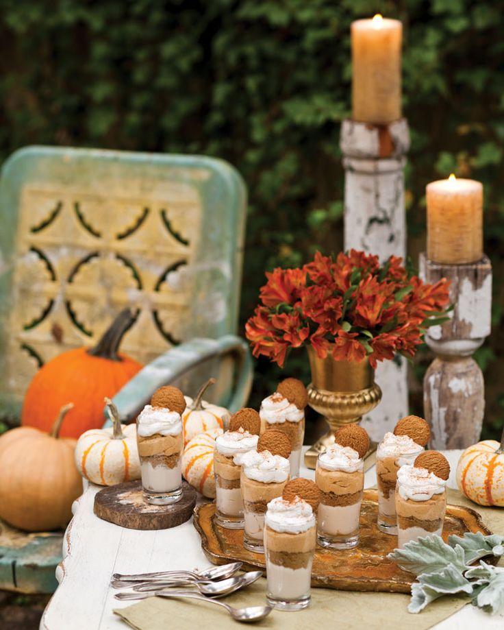 Pumpkin Trifles - Southern Lady Magazine