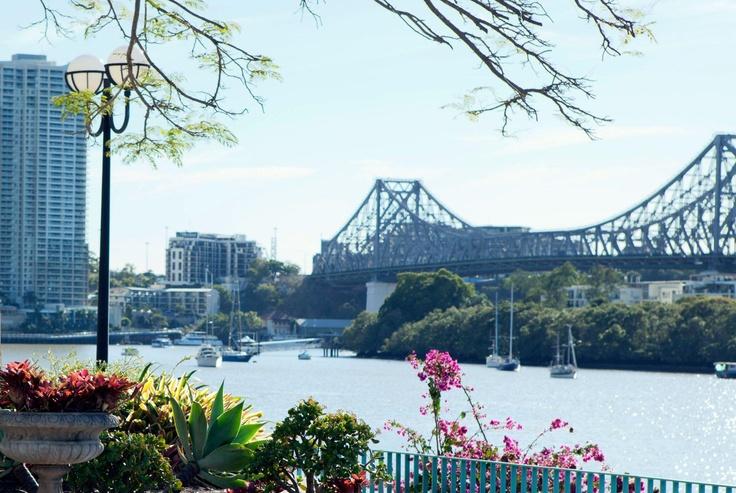 Beautiful Autumn day at Stamford Plaza Hotel #Brisbane #brisbanecity #stamfordplaza #autumn