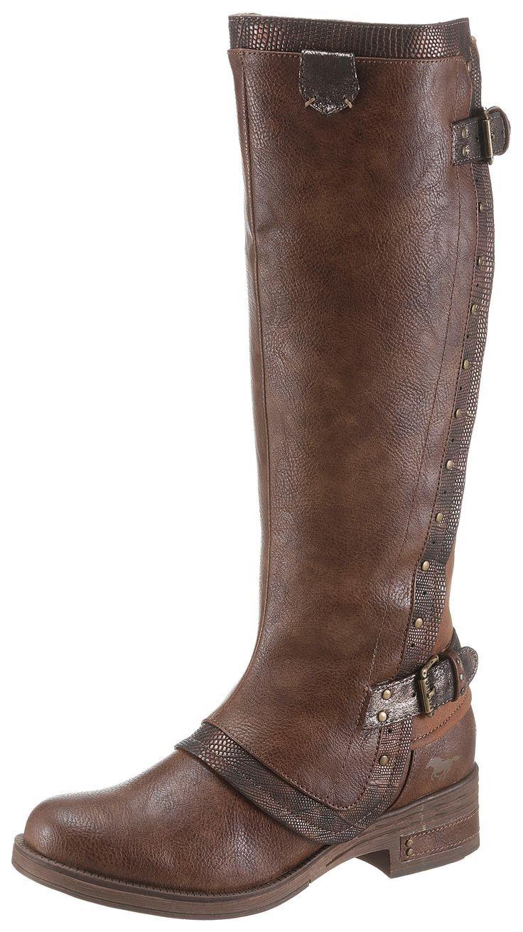 Damen Mustang Schuhe Stiefel | 04060891133207 Kategorie