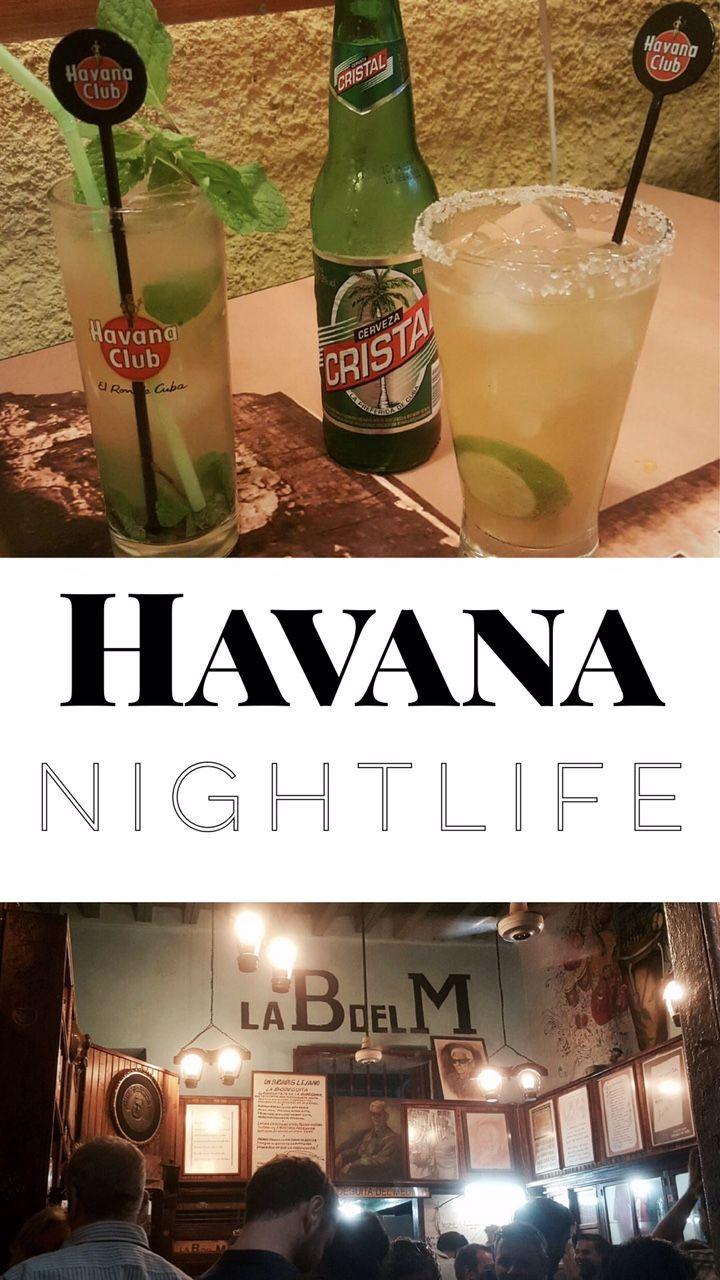 Happening Nightlife in Havana, Cuba — Sapphire & Elm Travel Co.