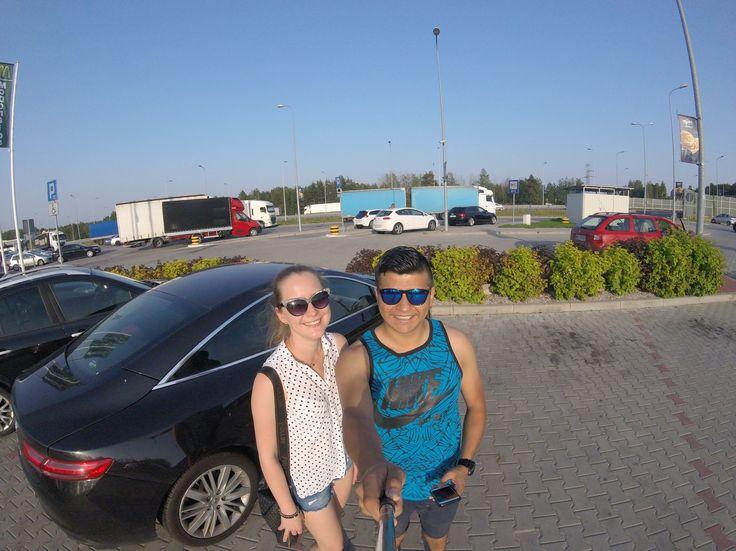 Kraków here we go!! 😎☀️🚙#travelphotography #traveler #travelblogger #poland #chidofajny #traveltheworld #travel #traveling #travelling