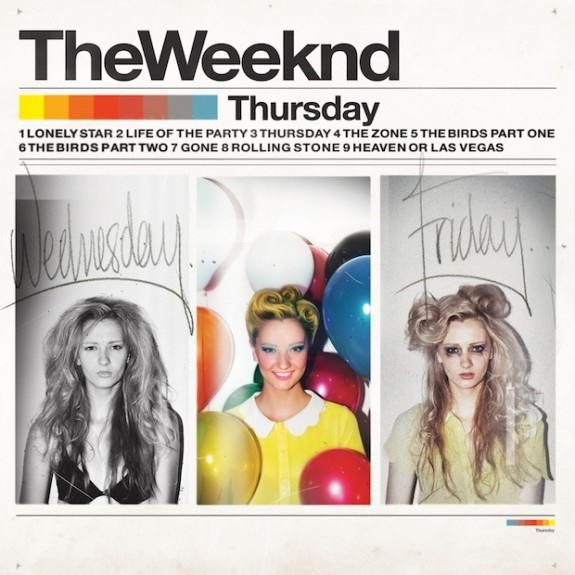 the weeknd | album cover