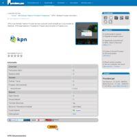 ProviderLijst - KPN Mobiele Telefoon Provider informatie ( Postpaid en Prepaid (abonnementen & Prepaid) voor Consumenten en Bedrijven )
