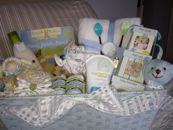 find this pin and more on baby shower gift basket