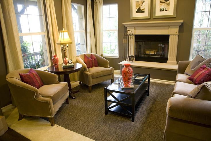 Best 25 living room red ideas on pinterest color - Living room color schemes red couch ...