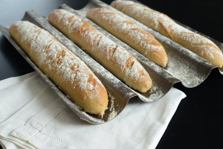French baguette basic recipe