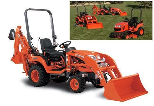 The Kubota Factory Parts Manual Bx2230d Bt600 Backhoe