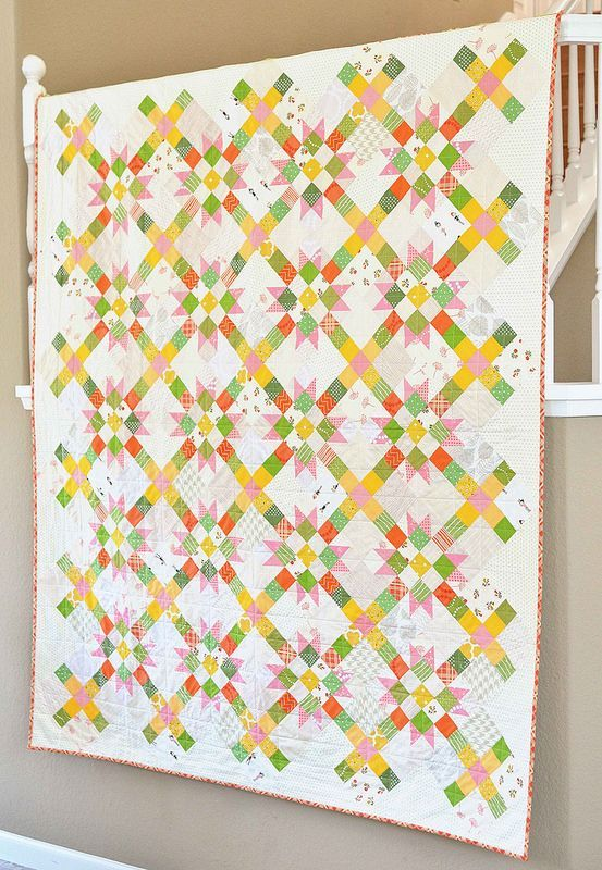 The Carol Quilt (Kitchen Table Quilting)