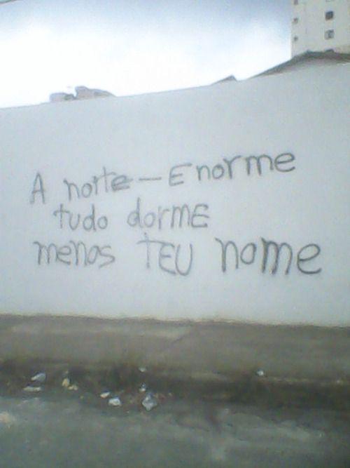 "oestouro: Paulo Leminski (já dizia ele: ""poesia pichada, uma flor nasceu na rua"")"