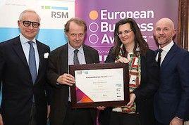 """European Business Awards: Frisch geehrter """"National Champion"""" Brau Union Österreich freut sich auf zahlreiche Stimmen bei Online-Voting"""