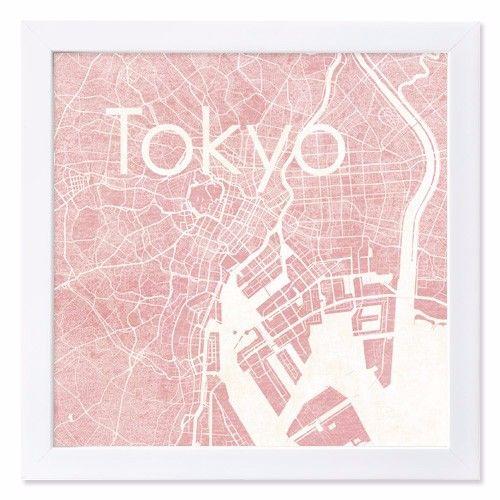 東京の地図をシルエットにし、水彩テイストでアンティーク風に仕上げました。木製のフレームはホワイトのツヤ有り塗装仕上げで、少しかわいい印象になります。 水彩テイ...|ハンドメイド、手作り、手仕事品の通販・販売・購入ならCreema。