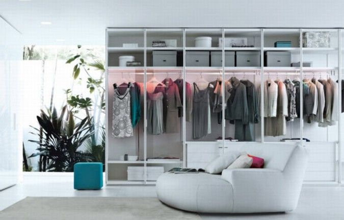 Walk In Closet Ego By Poliform Night Systems Download