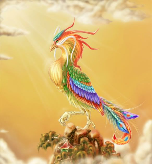 Rainbow Phoenix | Tattoo Ideas | Pinterest