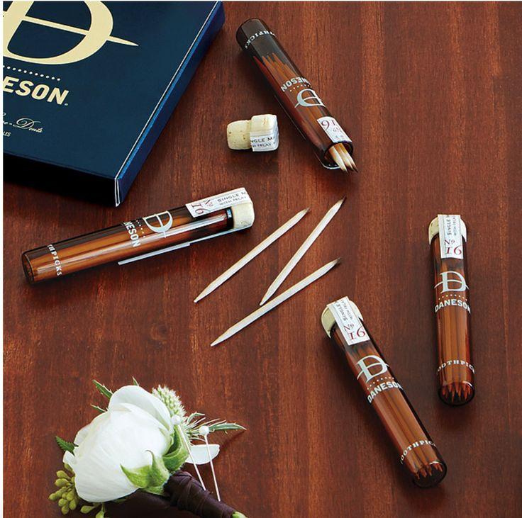 whiskey toothpicks- free shipping!