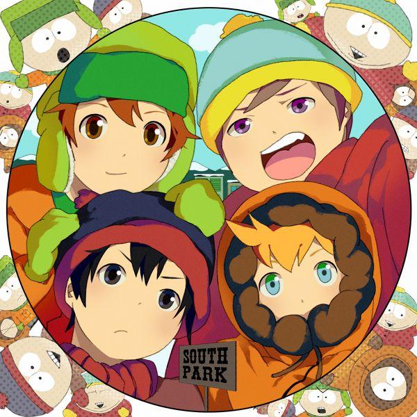 South park anime - YouTube