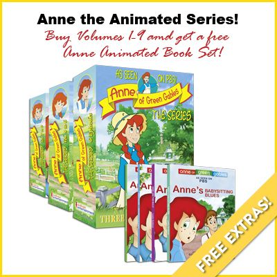 78 Best Ideas About Anne Of Green Gables The Animated