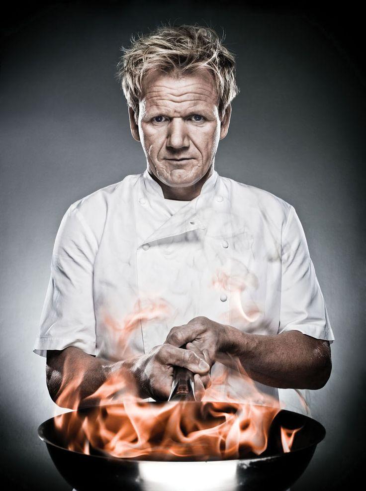 Ya sabía yo que más pronto que tarde tendríamos a este chef en el recto the @coookingthechef. Y así ha sido, April de April's Kitch...
