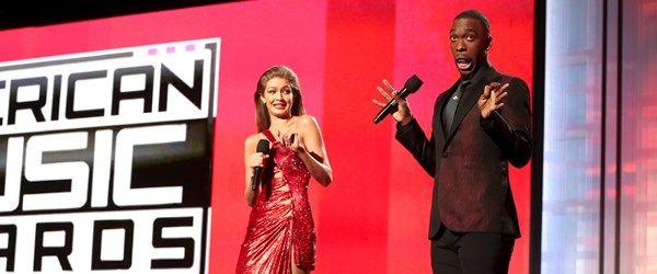 2016 Amerikan Müzik Ödülleri sahiplerini buldu