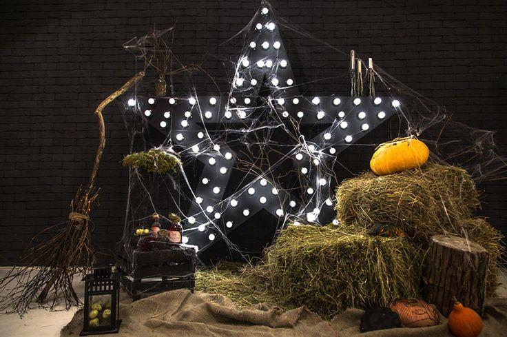 хэллоуин декорации: 19 тыс изображений найдено в Яндекс.Картинках