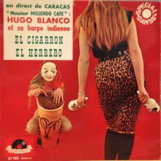 "Hugo Blanco Et Sa Harpe Indienne* - En Direct De Caracas ""Monsieur Moliendo Cafe"" (Vinyl) at Discogs"