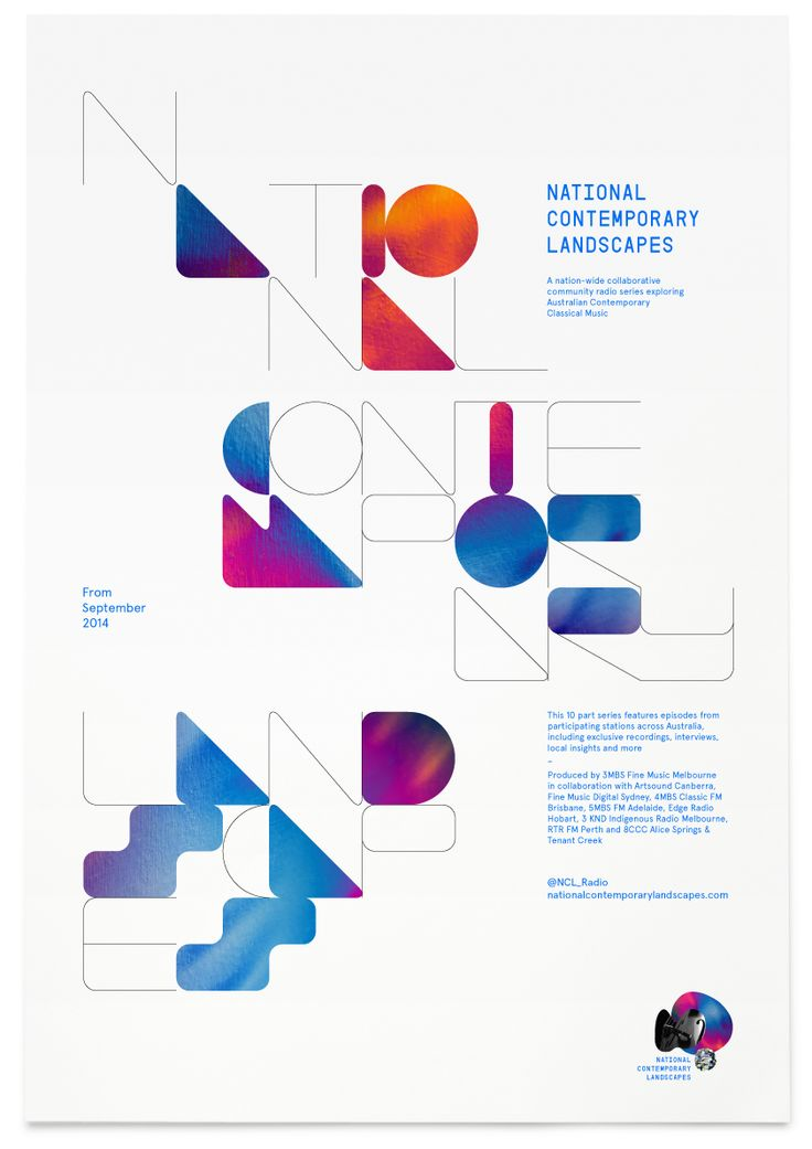 National Contemporary Landscapes on Behance