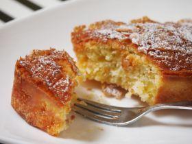 「りんごとLEMONのバターケーキ」ひよたmama   お菓子・パンのレシピや作り方【corecle*コレクル】