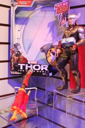 Marvels Thor: The Dark World First Images of Toys Line Hasbro