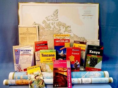 Canadian Maps, American Maps, International Maps,World Maps