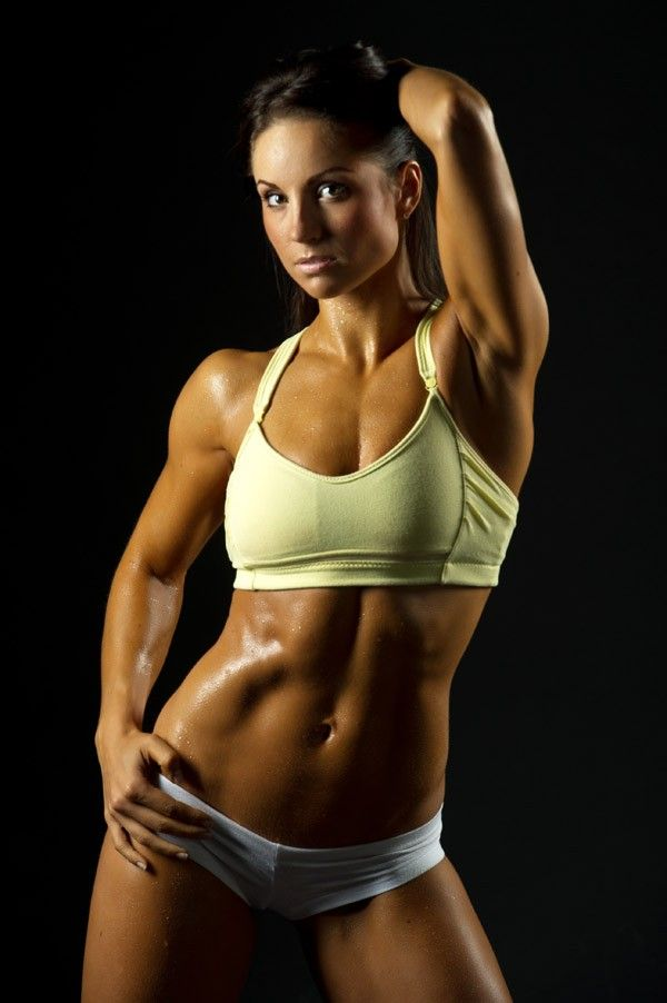 Ainsley mcsorley fitness