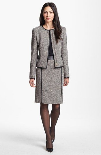 BOSS HUGO BOSS Jacket, Blouse & Skirt  available at #Nordstrom