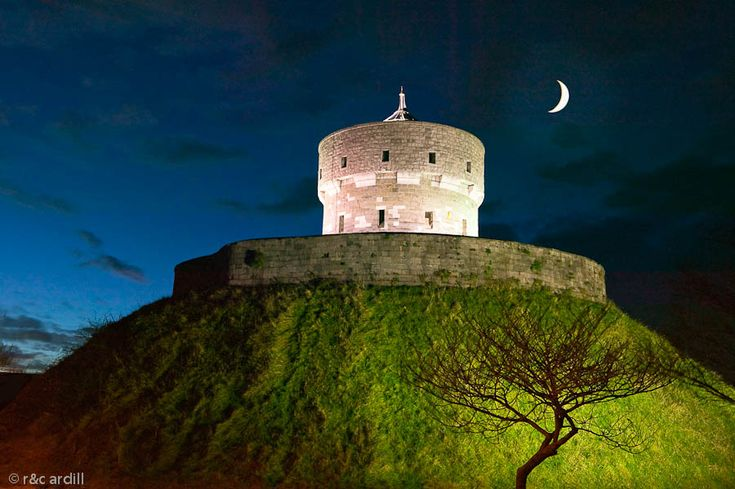 Missing home.                             Drogheda Millmount Tower -