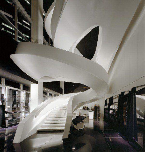 Fifth Avenue Armani Store by Massimiliano and Doriana Fuksas