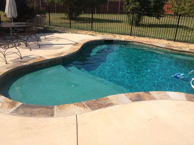 Inground Gunite Pools In Ground Gunite Pools Pool Pinterest Gunite Pool And Pools